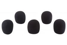 WINDSCREEN BLACK (5 pcs)