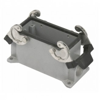 16/72p. Chassis Closed Bottom/Clips PG21