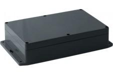 Kunststof behuizing 146 x 222 x 55 mm Donkergrijs ABS IP65 / NEMA 4