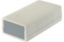 Kunststof behuizing 80 x 150 x 45 mm Lichtgrijs ABS IP54