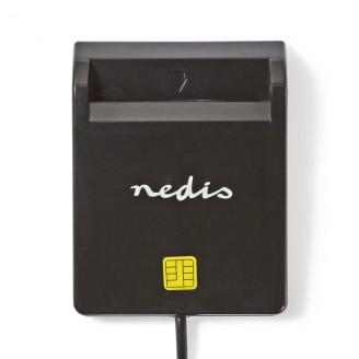 Smartcardlezer | USB 2.0 | Zwart