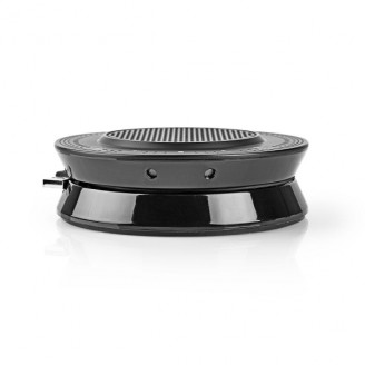 Conference Speaker   Piekvermogen: 7.5 W   Type stroombron: USB Gevoed   Breedte: 130 mm   Output: 1x 3,5 mm Audio Out   Aansluiting: USB 2.0
