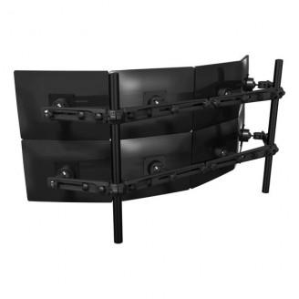 Viewmaster Monitor Beugel Desk 833 Kantelen / Swivel 96 kg