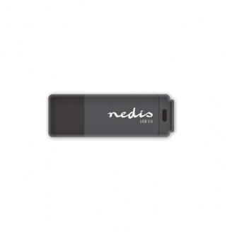 USB 3.0-stick | 128GB | 80 Mbps lezen / 10 Mbps schrijven | Zwart