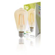 LED Vintage Filamentlamp Dimbaar ST64 5.1 W 380 lm 2500 K