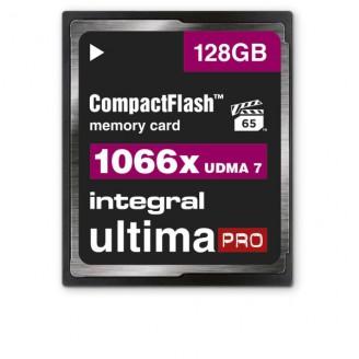 CompactFlash Geheugenkaart 128 GB