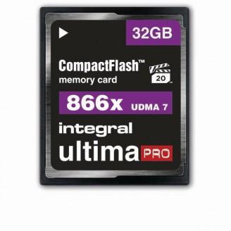 CompactFlash Geheugenkaart 32 GB