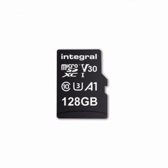 microSDXC / SD Geheugenkaart V30 128 GB