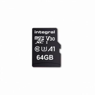 microSDXC / SD Geheugenkaart V30 64 GB