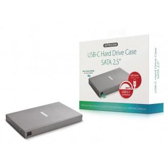 USB-C Hard Drive Case SATA 2.5