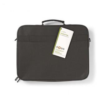 """Notebook-Tas   15 - 16""""   Riem dragen   2 Compartimenten   50 mm   300 mm   390 mm   Polyester"""