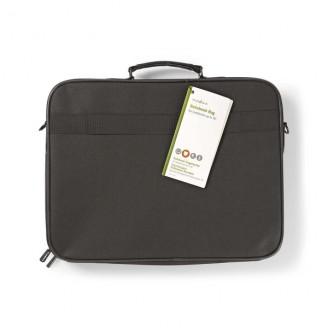"""Notebook-Tas   17 - 18""""   Riem dragen   2 Compartimenten   50 mm   320 mm   420 mm   Polyester"""
