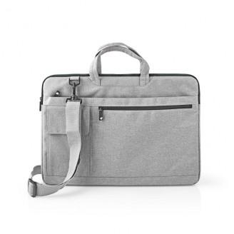 """Notebook-Tas   17 - 18""""   Riem dragen   8 Compartimenten   30 mm   320 mm   460 mm   Polyester"""