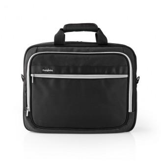 """Notebook-Tas   17 - 18""""   Riem dragen   10 Compartimenten   125 mm   320 mm   420 mm   Polyester"""