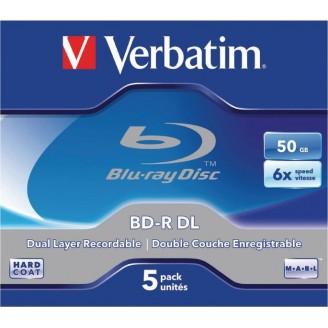 Blu-ray 50 GB 5 St