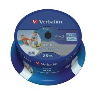 Blu-ray 25 GB 25 St