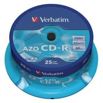 CD 700 MB 25 St