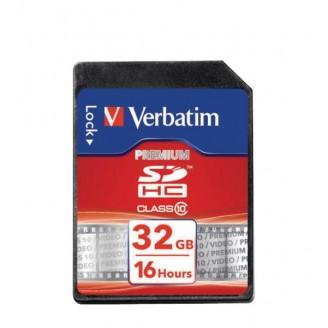 SDHC Geheugenkaart Klasse 10 32 GB