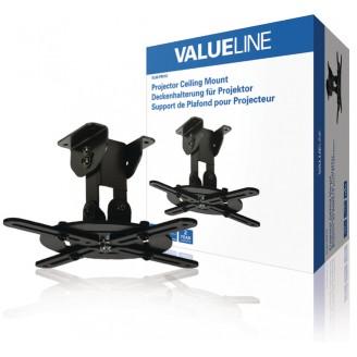 Projector Plafondbeugel Draai- en Kantelbaar 10 kg Zwart