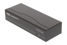 4-Poorts VGA-Splitter Zwart