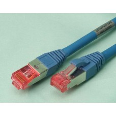 SSTP-5.0m/Cat6a/blue