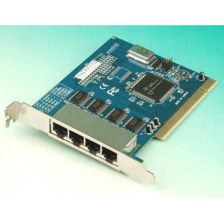 PCI-400H-950/4xRJ45