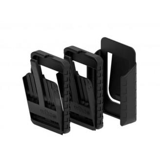 WIHA - SLIMBIT BOX empty - 2pcs with belt clip
