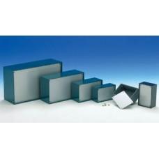 PLASTIC OPTATIVE BEHUIZING - PETROLEUMBLAUW 110.0 x 70.0 x 48.0mm