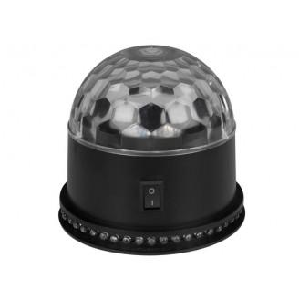 DISCOBAL MET LED-VERLICHTING