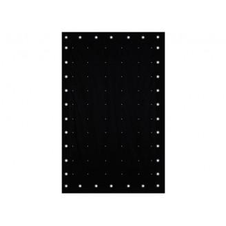LED STARCLOTH II - 2 x 3 m RGB-STERRENGORDIJN