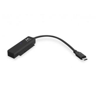 """EWENT - SATA-ADAPTERKABEL VOOR SSD/HDD, USB-C 3.1 (GEN 1) NAAR 2.5"""" SATA"""