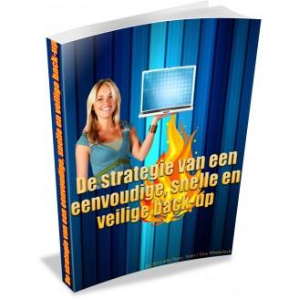 (e-book) De strategie voor een eenvoudige, snelle en veilige back-up